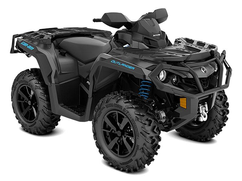 2021 Can-Am Outlander XT 650 in Barre, Massachusetts