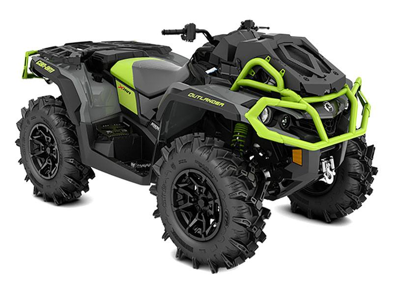 2021 Can-Am Outlander X MR 1000R in Derby, Vermont