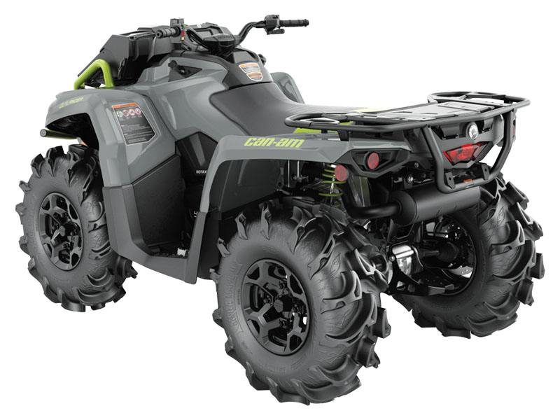 2021 Can-Am Outlander X MR 570 in Smock, Pennsylvania - Photo 2