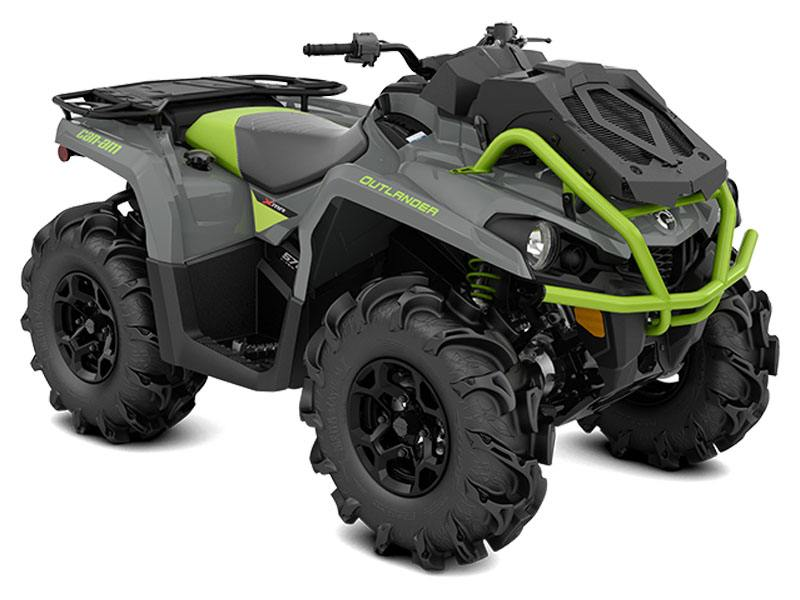 2021 Can-Am Outlander X MR 570 in Muskogee, Oklahoma - Photo 1