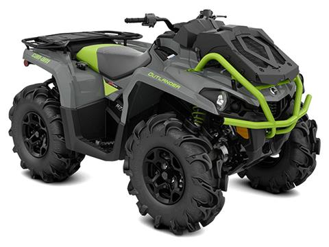 2021 Can-Am Outlander X MR 570 in Augusta, Maine