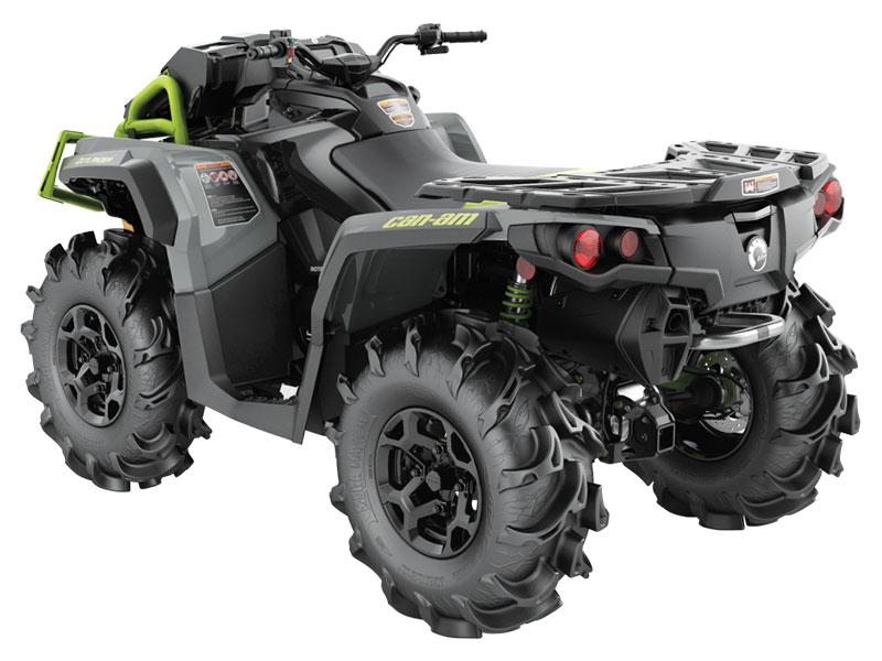 2021 Can-Am Outlander X MR 650 in Lafayette, Louisiana - Photo 2