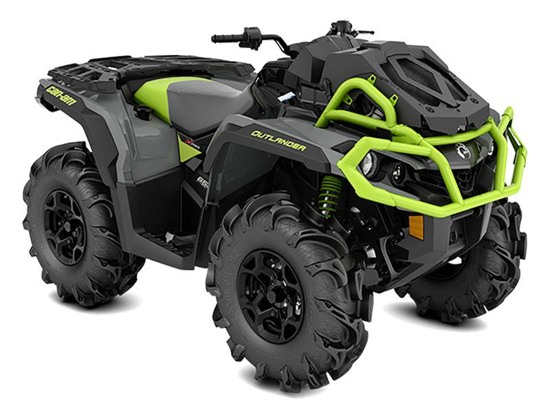 2021 Can-Am Outlander X MR 650 in Enfield, Connecticut - Photo 1