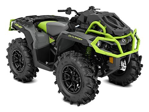 2021 Can-Am Outlander X MR 850 in Woodruff, Wisconsin