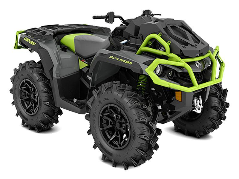 2021 Can-Am Outlander X MR 850 in Augusta, Maine