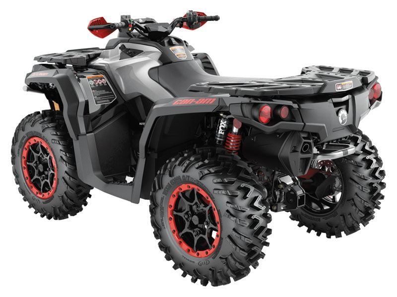 2021 Can-Am Outlander X XC 1000R in Augusta, Maine - Photo 2