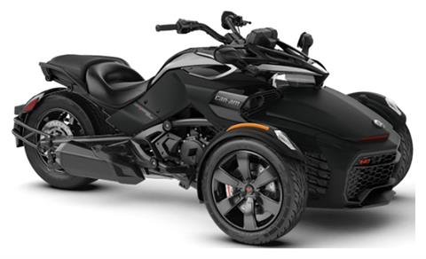 2020 Can-Am Spyder F3-S SE6 in Barre, Massachusetts