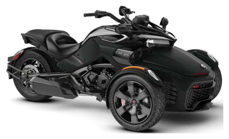 2020 Can-Am Spyder F3-S SE6 in Augusta, Maine - Photo 1