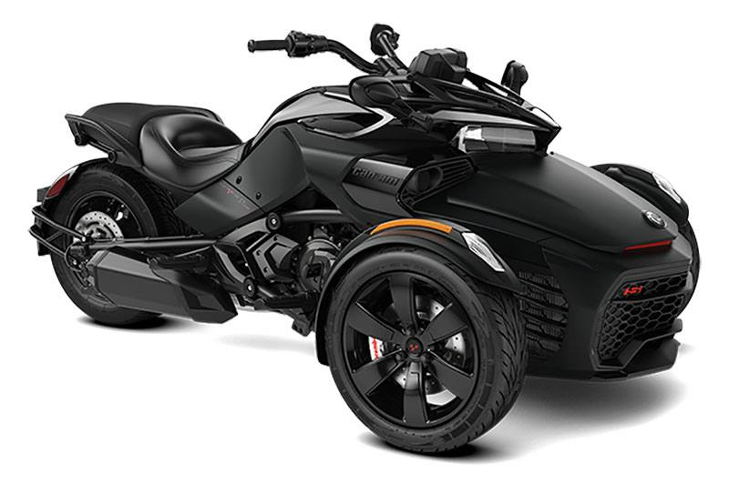 2021 Can-Am Spyder F3-S SE6 in New Britain, Pennsylvania