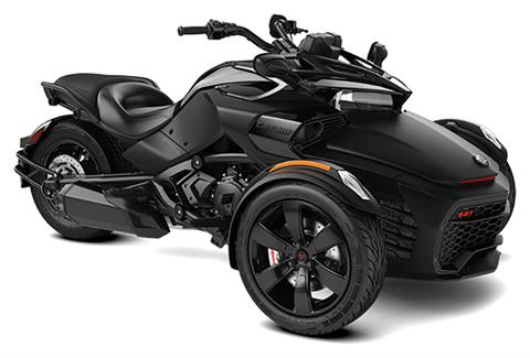 2021 Can-Am Spyder F3-S SM6 in Barre, Massachusetts