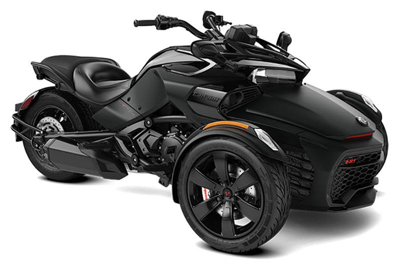 2021 Can-Am Spyder F3-S SM6 in Jones, Oklahoma