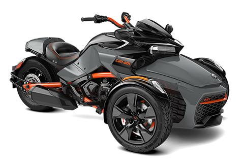 2021 Can-Am Spyder F3-S Special Series in Portland, Oregon