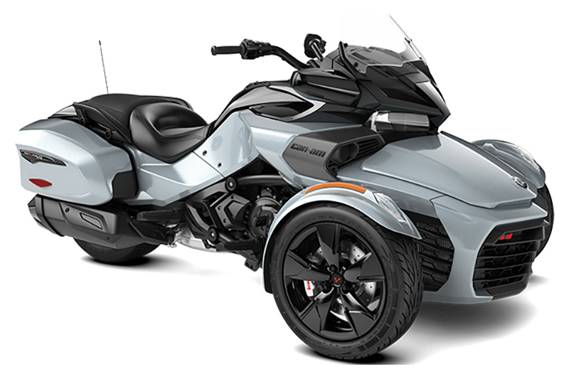 2021 Can-Am Spyder F3-T in Santa Rosa, California