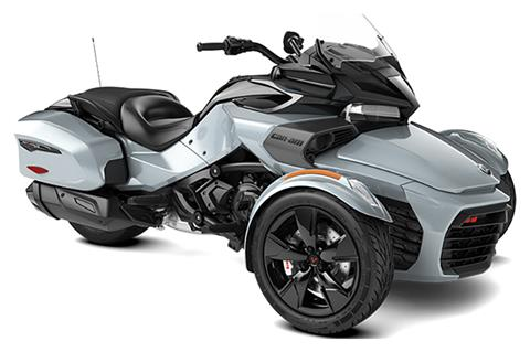 2021 Can-Am Spyder F3-T in Corona, California