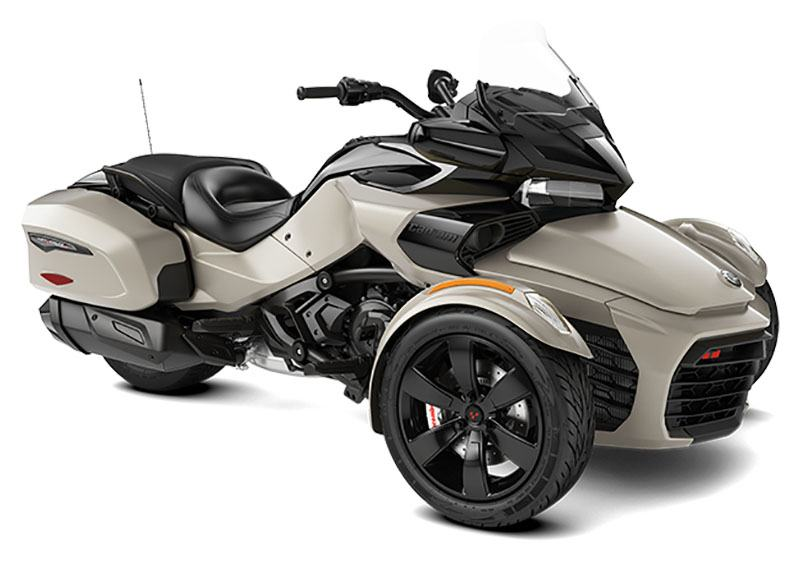 2021 Can-Am Spyder F3-T in Norfolk, Virginia
