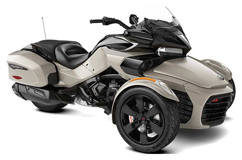 2021 Can-Am Spyder F3-T in San Jose, California