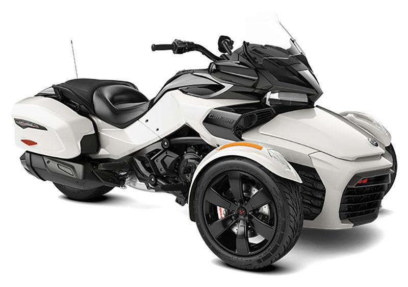 2021 Can-Am Spyder F3-T in Newnan, Georgia