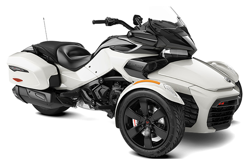 2021 Can-Am Spyder F3-T in Danville, West Virginia