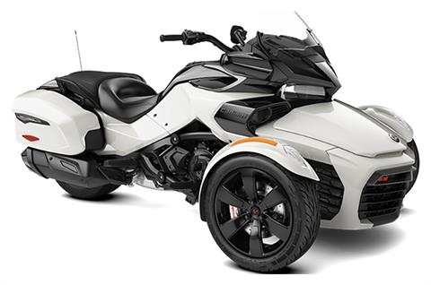 2021 Can-Am Spyder F3-T in Lancaster, New Hampshire