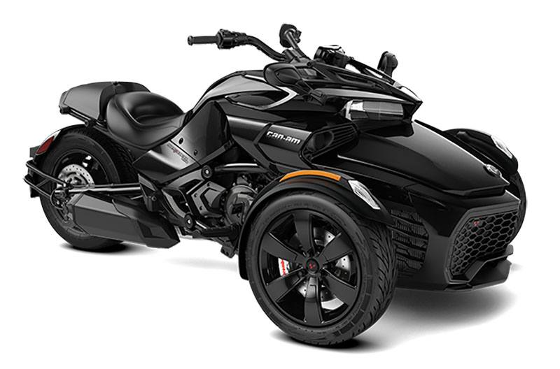 2021 Can-Am Spyder F3 in Liberty Township, Ohio