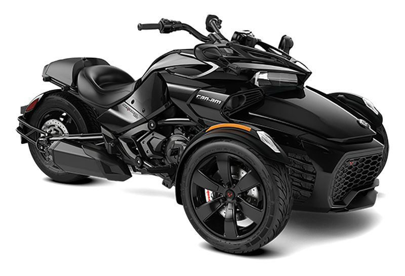 2021 Can-Am Spyder F3 in San Jose, California