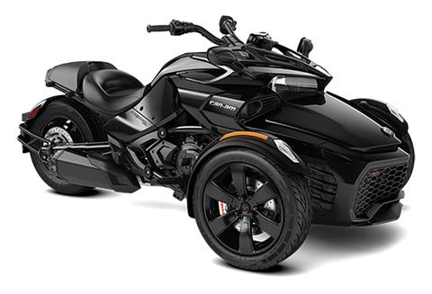 2021 Can-Am Spyder F3 in Wilmington, Illinois