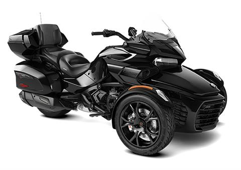 2021 Can-Am Spyder F3 Limited in Castaic, California