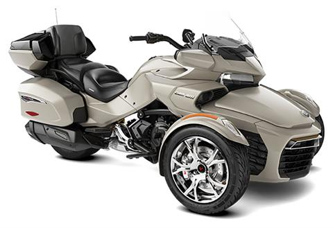 2021 Can-Am Spyder F3 Limited in Santa Maria, California