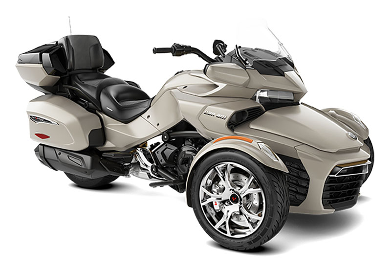 2021 Can-Am Spyder F3 Limited in Ruckersville, Virginia