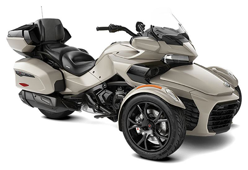 2021 Can-Am Spyder F3 Limited in Mineola, New York