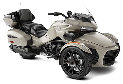 2021 Can-Am Spyder F3 Limited in Smock, Pennsylvania
