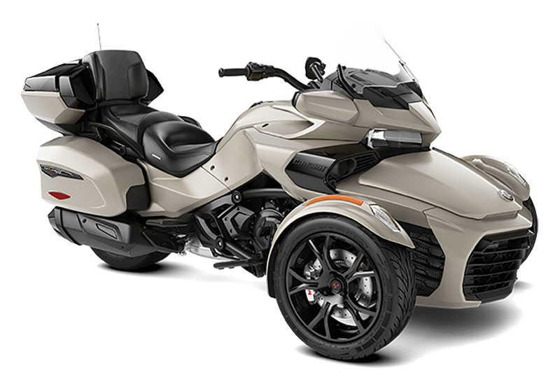 2021 Can-Am Spyder F3 Limited in Woodinville, Washington