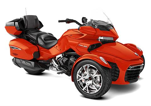 2021 Can-Am Spyder F3 Limited in Lancaster, New Hampshire