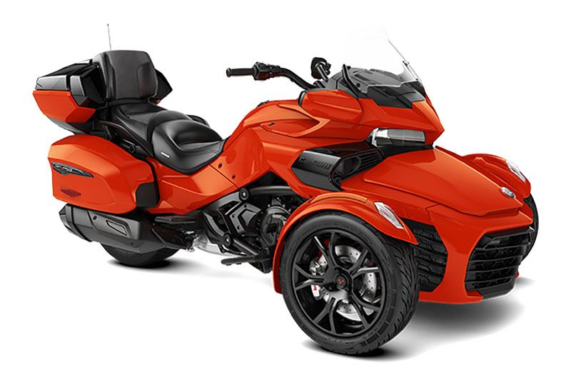 2021 Can-Am Spyder F3 Limited in Dickinson, North Dakota