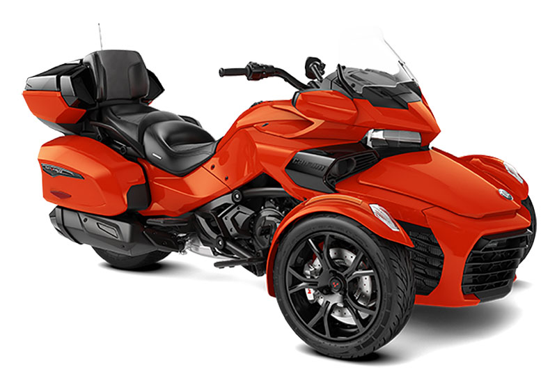 2021 Can-Am Spyder F3 Limited in Keokuk, Iowa