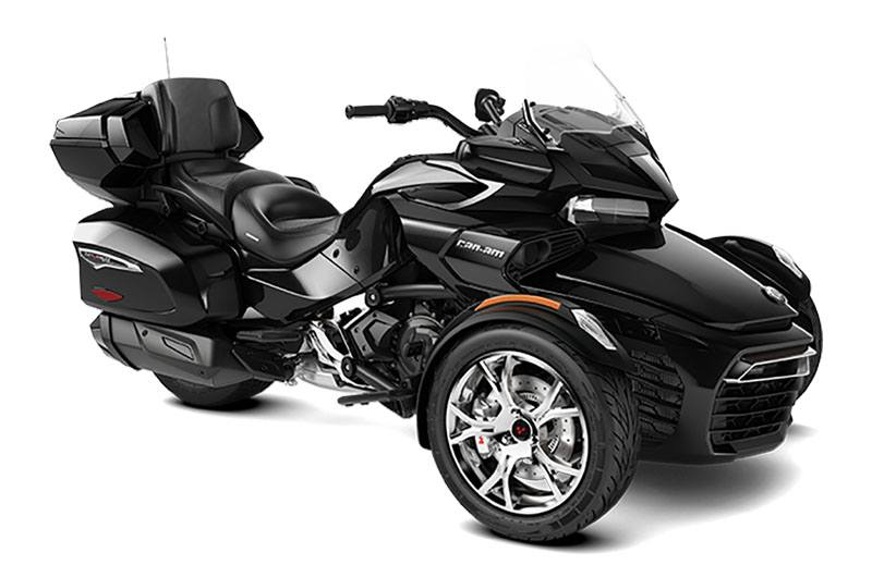 2021 Can-Am Spyder F3 Limited in Grimes, Iowa