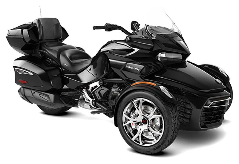 2021 Can-Am Spyder F3 Limited in Cartersville, Georgia