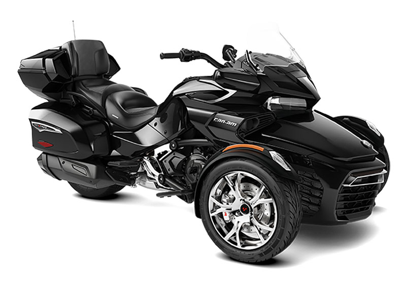 2021 Can-Am Spyder F3 Limited in Augusta, Maine