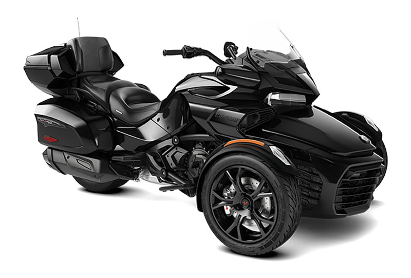2021 Can-Am Spyder F3 Limited in Liberty Township, Ohio