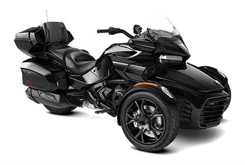 2021 Can-Am Spyder F3 Limited in Middletown, New Jersey