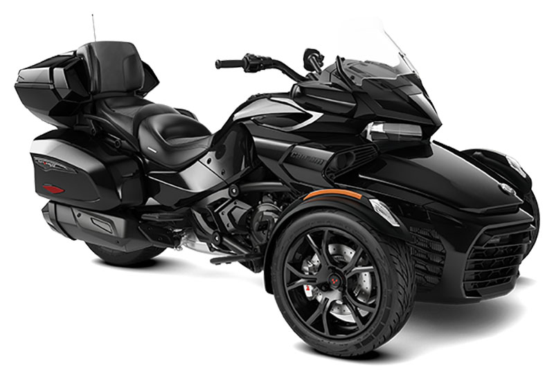 2021 Can-Am Spyder F3 Limited in Newnan, Georgia