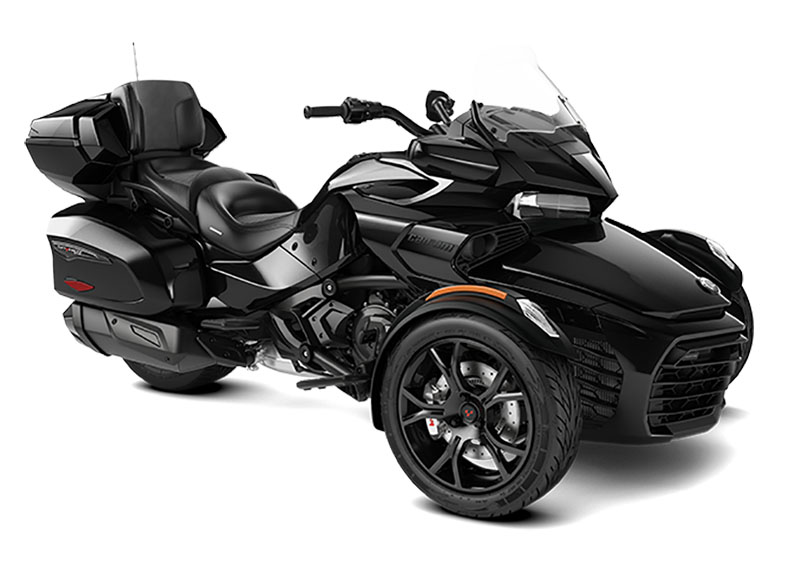 2021 Can-Am Spyder F3 Limited in Las Vegas, Nevada