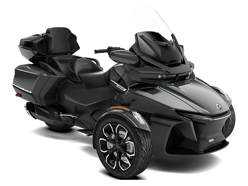 2021 Can-Am Spyder RT Limited in Dickinson, North Dakota