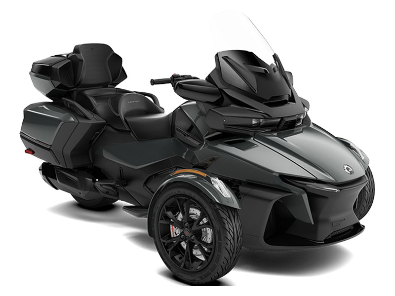 2021 Can-Am Spyder RT Limited in Enfield, Connecticut