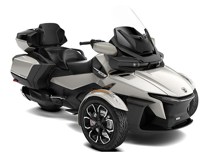 2021 Can-Am Spyder RT Limited in Honesdale, Pennsylvania