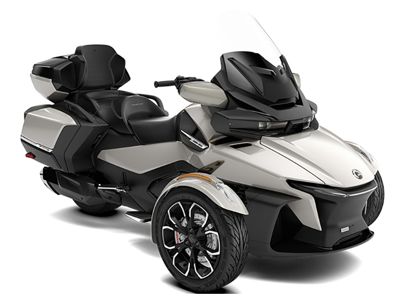 2021 Can-Am Spyder RT Limited in Ruckersville, Virginia