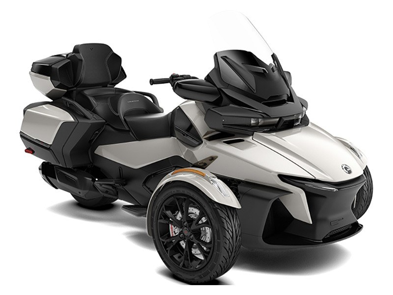 2021 Can-Am Spyder RT Limited in Wilmington, Illinois