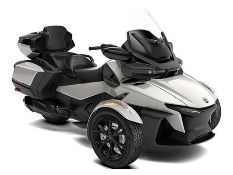 2021 Can-Am Spyder RT Limited in Roscoe, Illinois