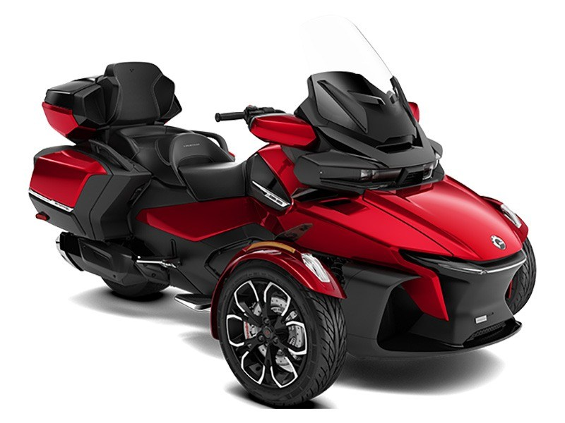 2021 Can-Am Spyder RT Limited in Elk Grove, California - Photo 13