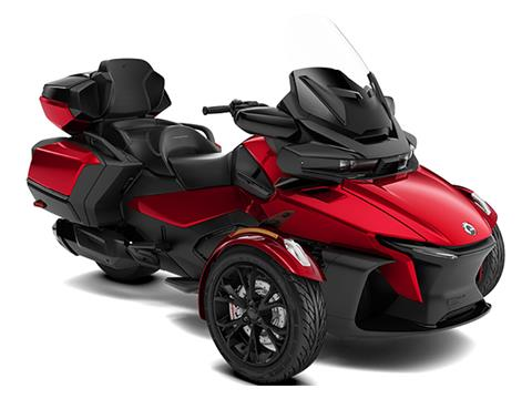 2021 Can-Am Spyder RT Limited in Augusta, Maine